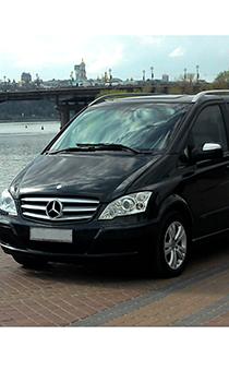 Минивэн такси Гурзуф - Анапа